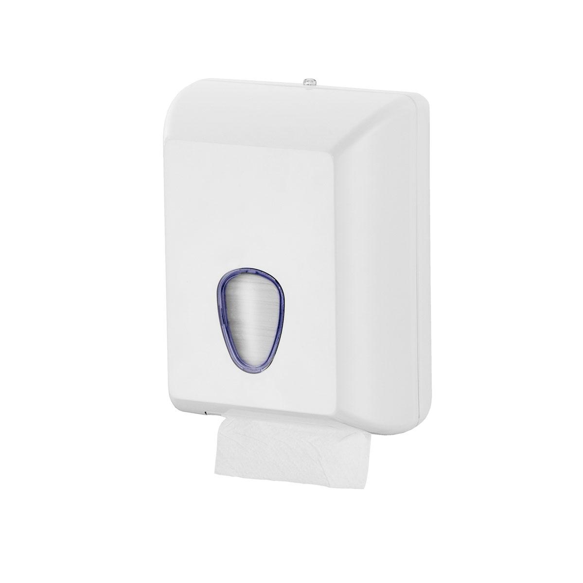 WC-Papierspender, Einzelblatt