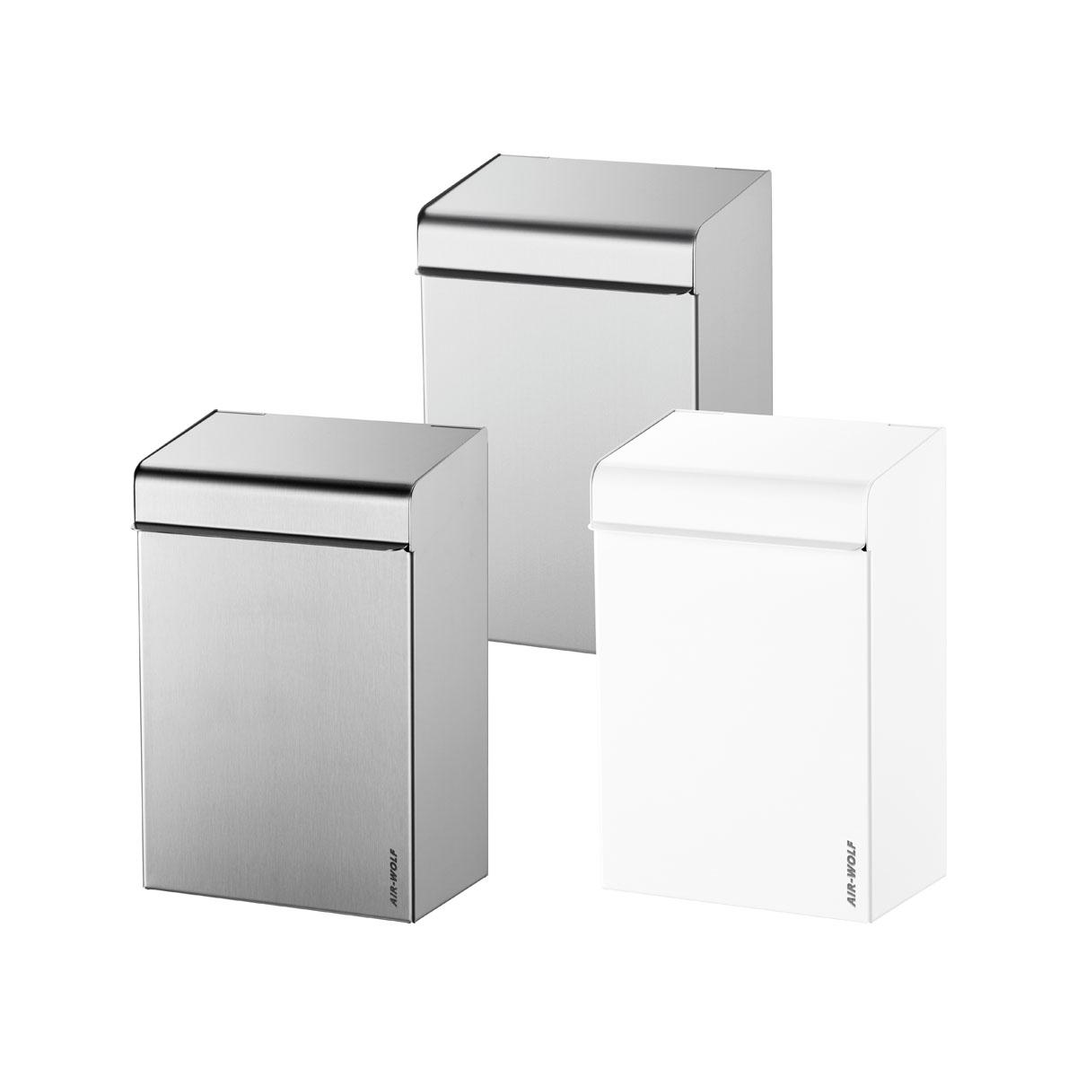 Hygieneabfallbehälter ohne Beutelspender