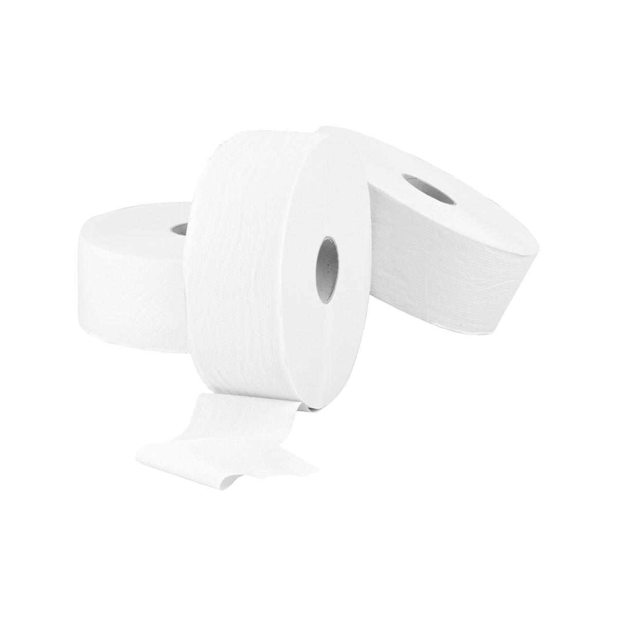 WC-Papier Großrollen
